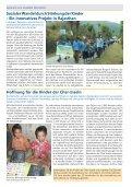 Kinder fördern bedeutet Zukunft schenken - Andheri-Hilfe Bonn - Seite 4