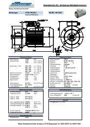DB - ACM 180 M-4 - - Stoewer-Getriebe.de