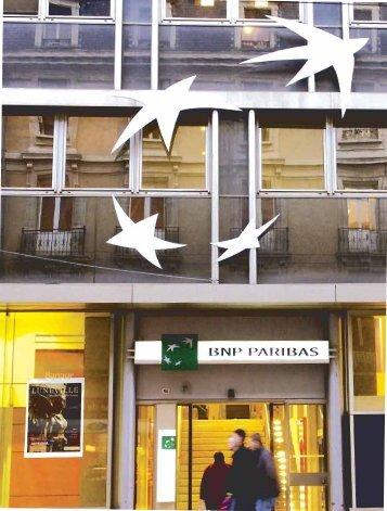 corporate social responsibility - BNP Paribas