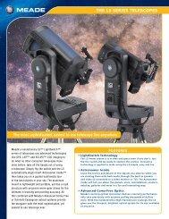 THE LS SERIES TELESCOPES The most ... - OpticsPlanet.com