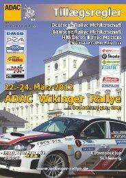 Untitled - ADAC Wikinger Rallye Homepage