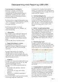 Dataopsamling med PasPort USB link - Frederiksen - Page 4