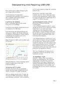 Dataopsamling med PasPort USB link - Frederiksen - Page 5