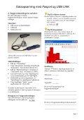 Dataopsamling med PasPort USB link - Frederiksen - Page 7