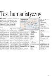 Gimnazjalisto! To twój pierwszy poważny egzamin ... - Gazeta.pl