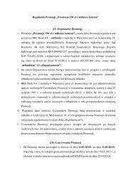 """Regulamin Promocji """"Promocja 350 zł z mBiznes kontem ... - Gruper"""