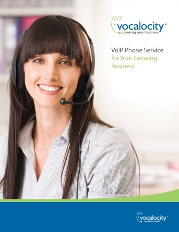 VoIP Phone Service for Your Growing Business - Vocalocity