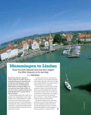 Day trip from Memmingen, Germany - Ruth Stokes