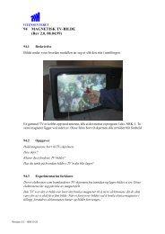 94 MAGNETISK TV-BILDE (Rev 2.0, 08.04.99)