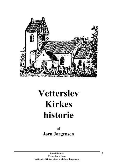 Vetterslev Kirkes historie - Høm sogne