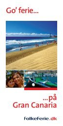 …på Gran Canaria Go' ferie… - FolkeFerie.dk