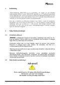 Monterings- og betjeningsvejledning - Müller Elektronik - Page 5