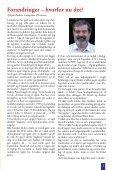 • Forandringer - hvorfor nu det? • Gildernes Højskole ... - Sct. Gilderne - Page 3