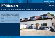 4 Priory Gardens, Priory Grove, Blackrock, Co. Dublin - MyHome.ie