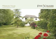 Milestone House - Fine & Country
