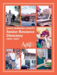 Senior Resource Directory Senior Resource Directory