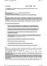Formular Januar 2008 Page 1 of 4 Vedtægter - Lokalafdeling 2006 ...