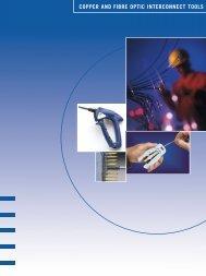 copper and fibre optic interconnect tools - Eurosgos.com
