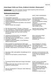 Protokoll Stugentreffen 06-07-09 - StugA Geowissenschaften der ...
