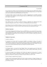1 Communiqué AMF 12 avril 2010 - BNP Paribas