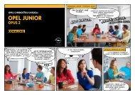 OPEL Junior Opus 2 (SK) - Opel Media