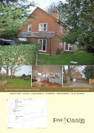 High Trees | Bridge Road | Levington | IP10 0LZ ... - Fine & Country