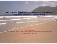 Fridel and Plag-User requirements.pdf - Group on Earth Observations