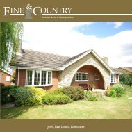 Jireh, East Lound, Doncaster - Fine & Country