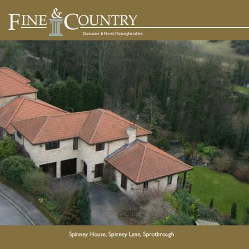 Doncaster & North Nottinghamshire - Fine & Country