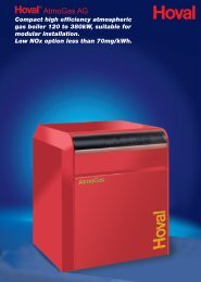 Compact high efficiency atmospheric gas boiler 120 to ... - CMS