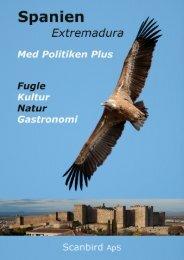 Naturen er meget varieret fra den store Monfragüe ... - Politiken Plus