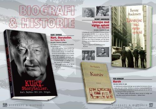 Biografi og historie