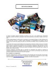 Activités jeunesse (PDF)