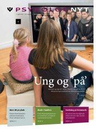 Mere OK på plads Musik i familien Forskning på fremmarch - Elbo