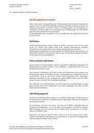 Handicapdokumentation - Danmarks Statistik