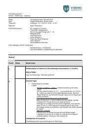 Referat fra den 12. november 2012 - Viborg Kommune