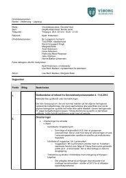 Referat fra den 28. august 2012 - Viborg Kommune