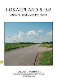 Lokalplan 9-5-102 Vindmøllepark ved Lyngdrup - Aalborg Kommune