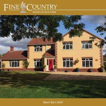 Beech Barn,Ashill - Fine & Country