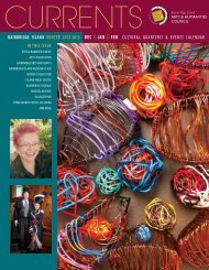 Winter 2012-2013 edition - Bainbridge Island Arts & Humanities ...