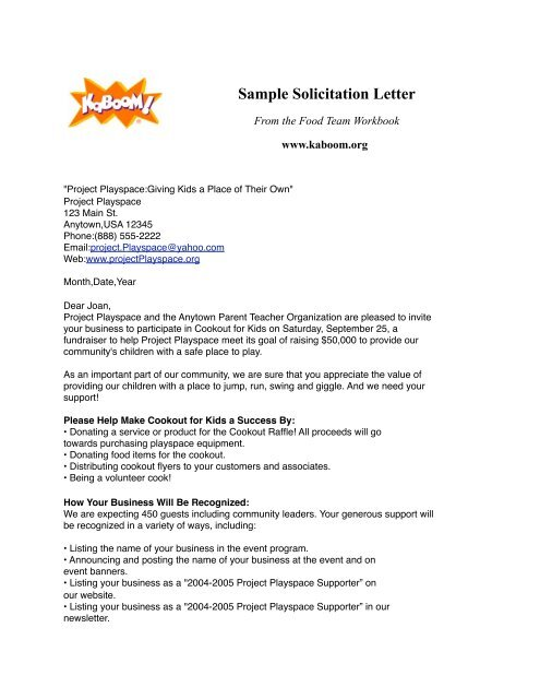 Volunteer Service Letter Sample from img.yumpu.com