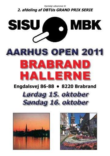 BRABRAND HALLERNE - Sisu-Mbk