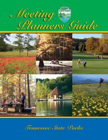 Meeting Planners Guide - TN.gov