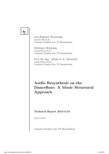 audio analysis resynthesis I've been extremely interested in spectral analysis & resynthesis of audi signals for as long as i've known of it the idea of understanding an manipulating a timbre in terms of basic, intuitive building blocks seem like the most useful tool imaginable for sound design.