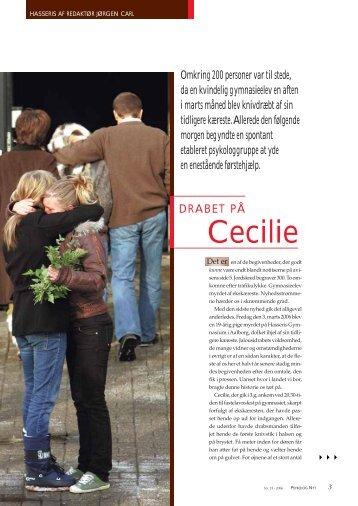 Cecilie - Elbo