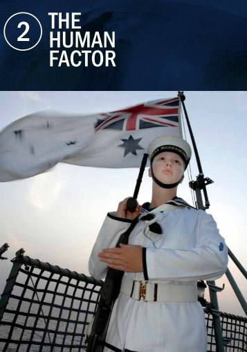 THE HUMAN FACTOR - Royal Australian Navy