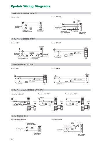 xpelair rh yumpu com Light Switch Wiring Diagram Residential Electrical Wiring Diagrams