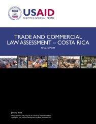 Costa Rica BizCLIR Report - Economic Growth - usaid