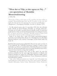 025-062 Hvor der er vilje - Roskilde Museum