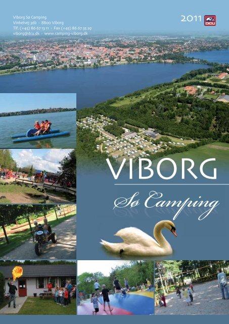 Viborg S - DCU-Camping Viborg Sø
